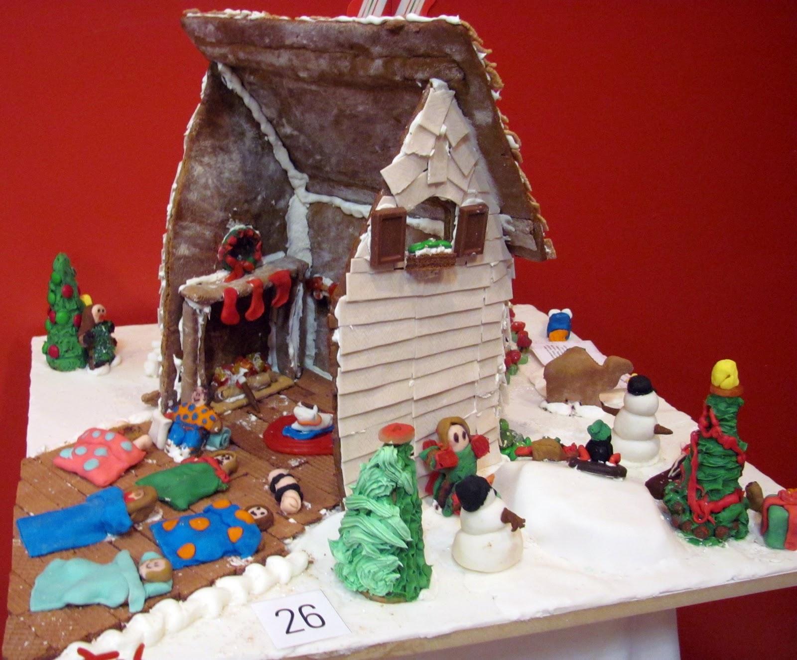 Creating nirvana gingerbread house inspiration for Gingerbread house inspiration
