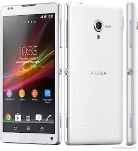 Sony Xperia ZL Harga dan Spesifikasi, gambar dan fitur hp xperia zl terbaru, android tahan air paling canggih, phablet layar 5 inci