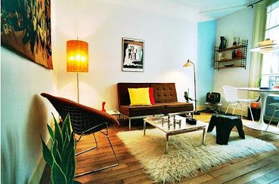 Desain Ruang Tamu Klasik | Sumber gambar : images.google.com