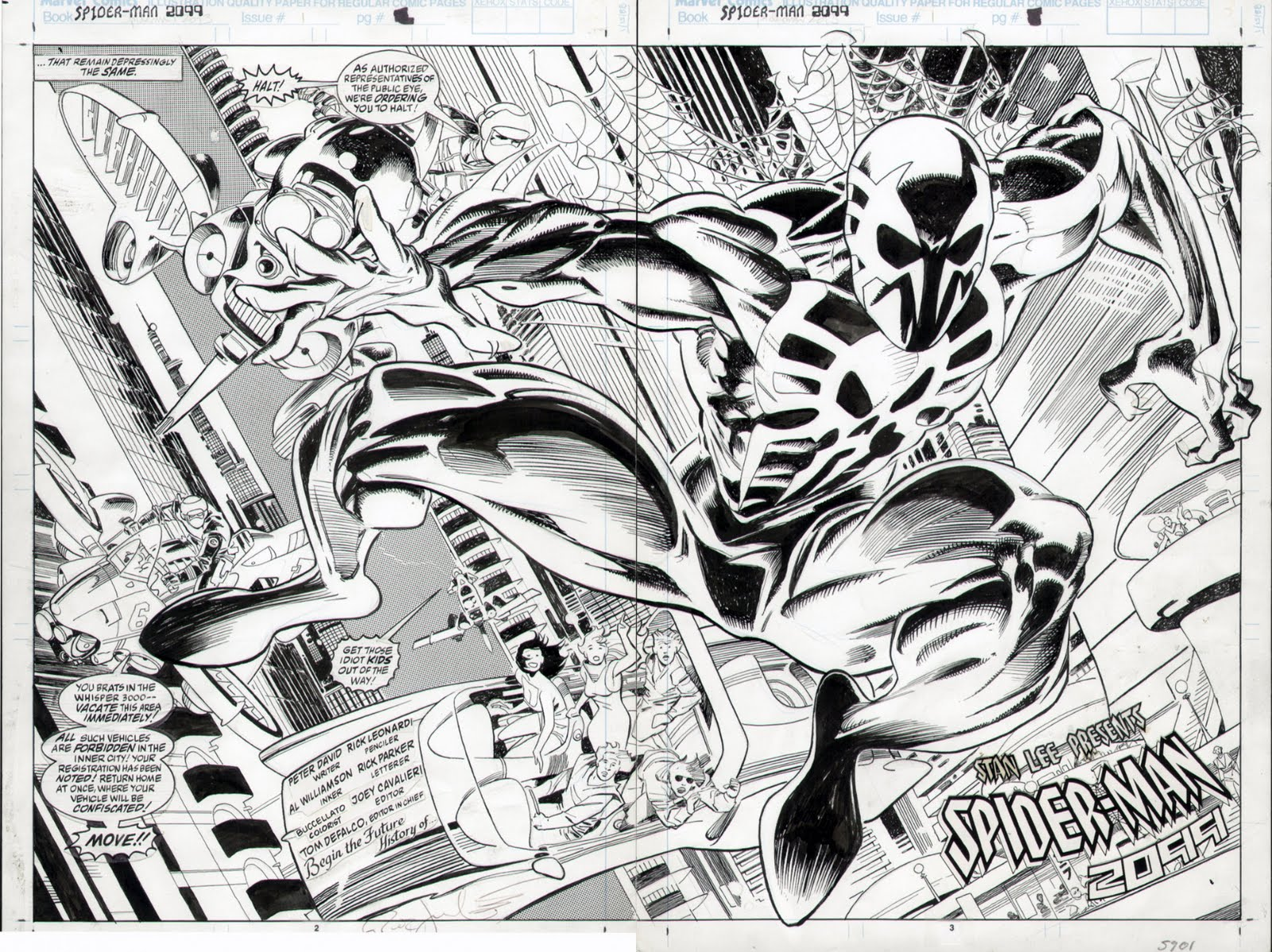 Free spiderman 2099 coloring pages for Spider man 2099 coloring pages