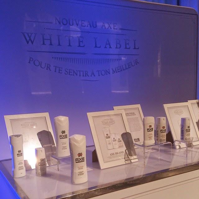 Les nouveautés Axe: Axe White Label - Pour une fois que ça sent pas le douchebag!