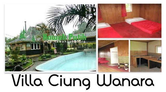 Villa Ciung Wanara Ciwidey