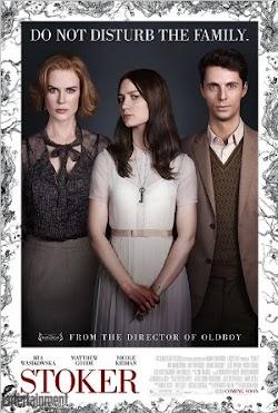 Kẻ Đốt Lò - Stoker (2013) Poster