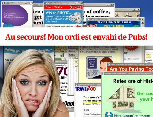Conseils et astuces du web comment bloquer les publicit s for Bloquer fenetre pub