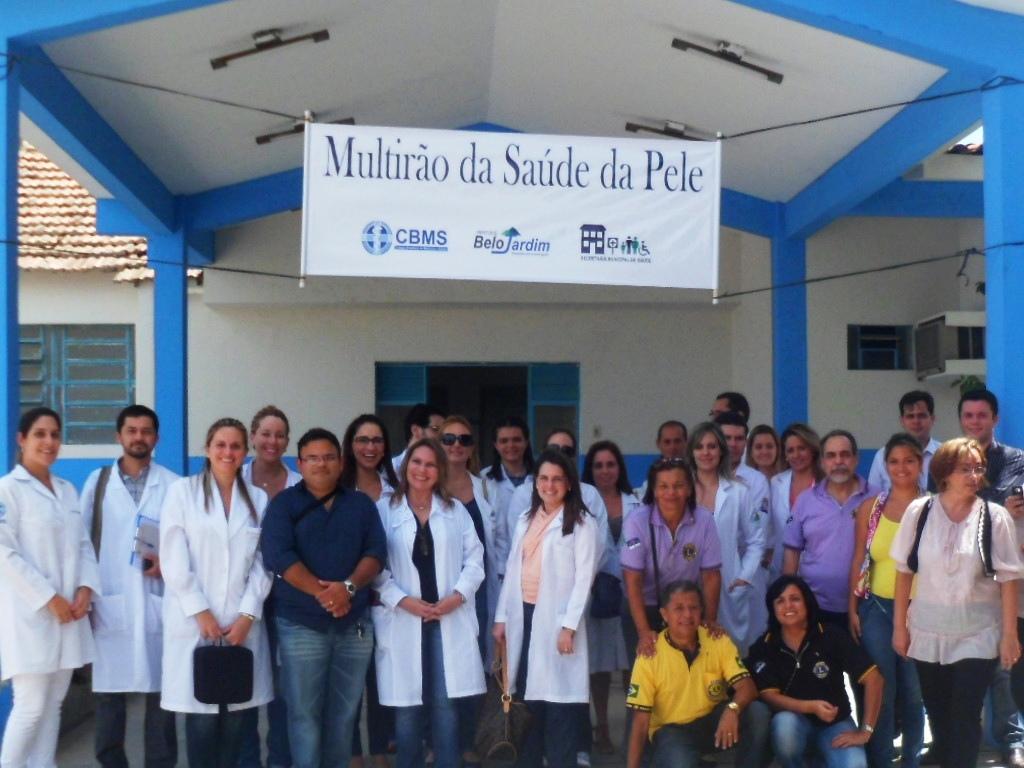 colegio ipe no jardim da saude:No Giro da Cidade: MULTIRÃO SAÚDE DA PELE – BELO JARDIM PE