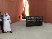 UAE Pavillion at Expo 2015