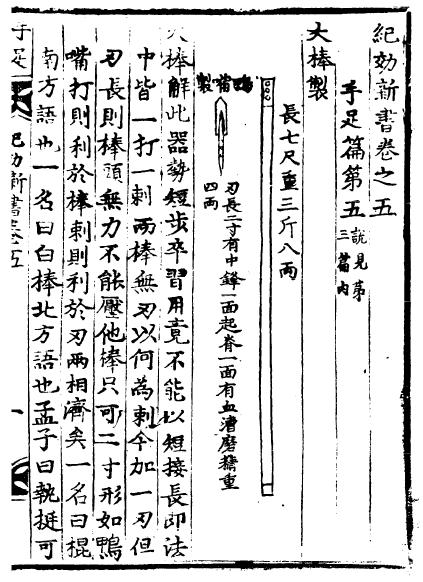 Chinese Quarterstaff