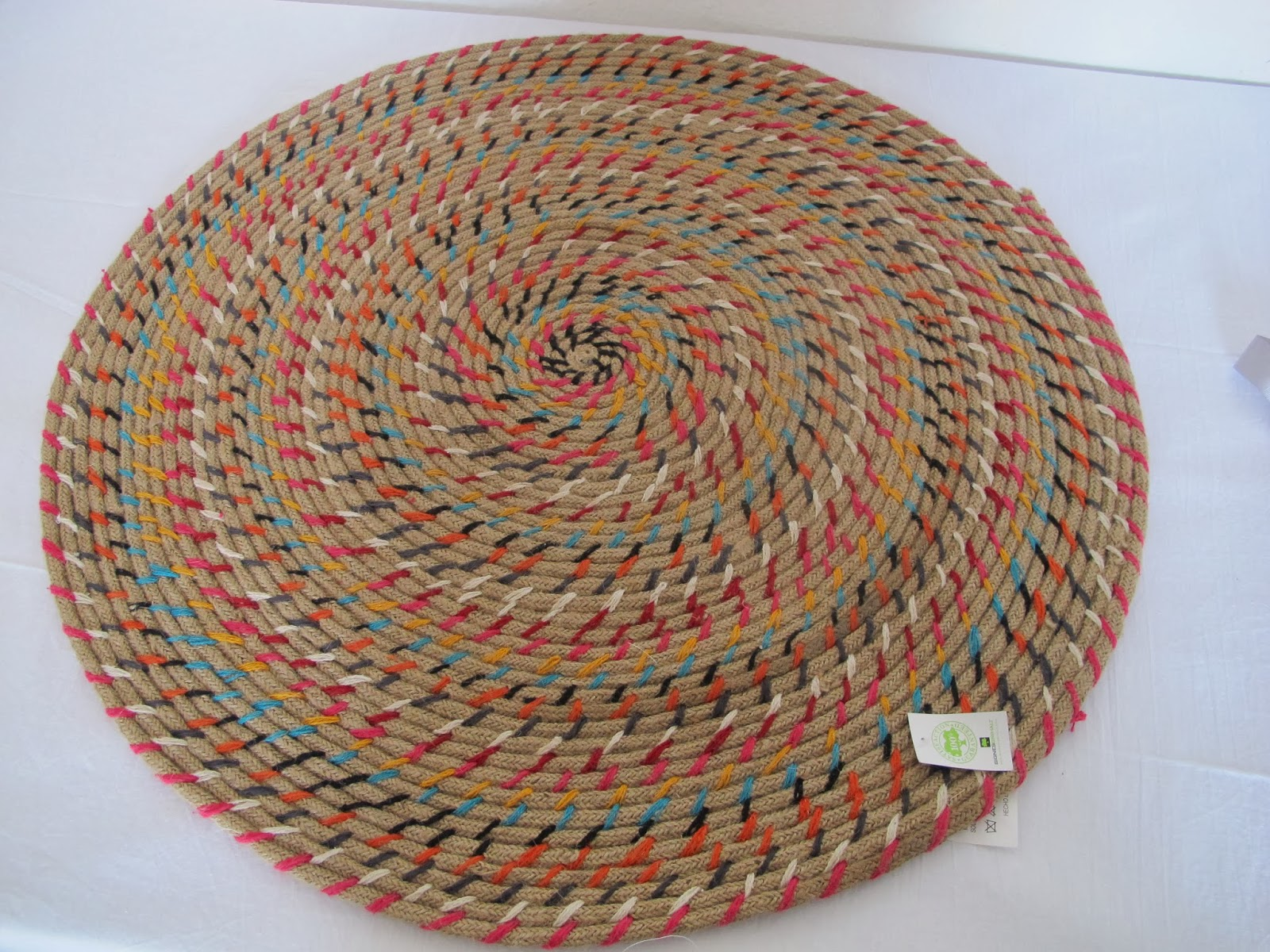 Mimitos home alfombras indias de telas y yute i dale for Alfombras persas usadas precios