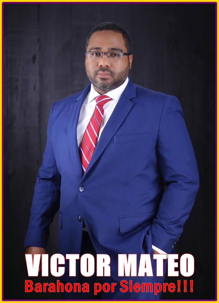 VICTOR MATEO VASQUEZ, JOVEN PROFESIONAL BARAHONERO QUE LUCHA POR EL DESARROLLO DE SU PROVINCIA