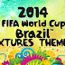 FIFA World Cup 2014 Theme with fixtures for Nokia Devices(Updated Quarter-Finals).