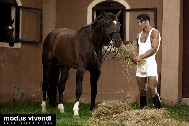 Men and Underwear blog: Modus Vivendi underwear - Stablehand