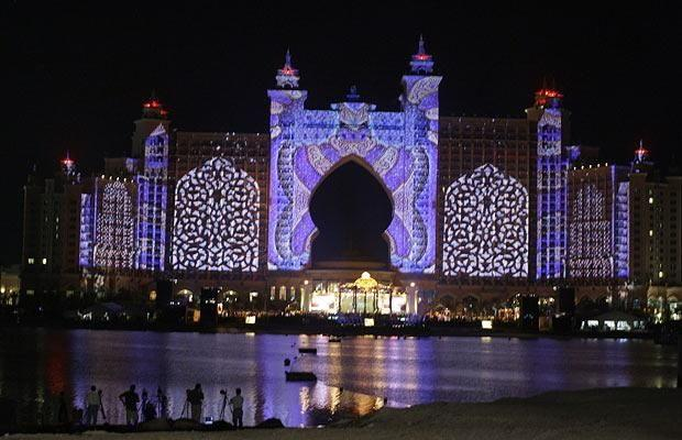 Famous beautiful costly under water hotels of dubai abu for The famous hotel in dubai