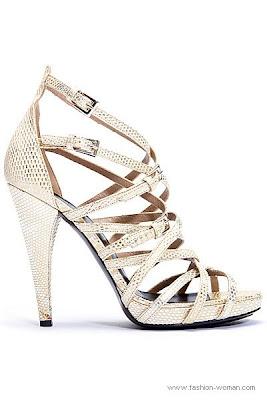 obuv barbara bui vesna leto 2011 05 Жіноче взуття від Barbara Bui