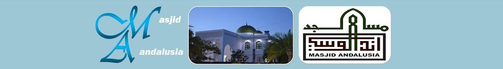 .::Masjid Andalusia, Bandar Laguna Merbok::.