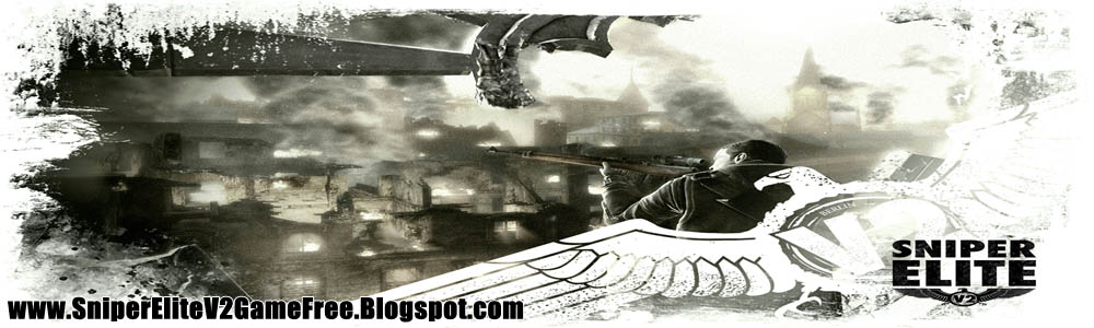 Sniper Elite V2 Game Free For XBOX 360, PS3 And PC
