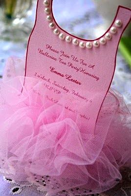 Our party pants pink tutu baby shower