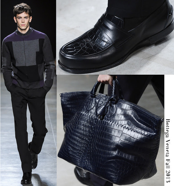 Bottega Veneta Fall 2013 accessories