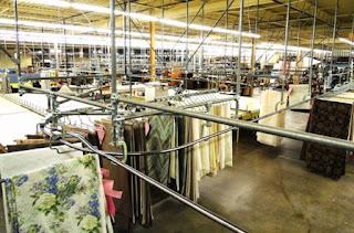 draperies, Wesco Fabrics, fan fold, designers