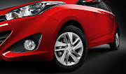 O novo Hyundai HB20 será uma das maiores atrações do stand da marca no Salão .
