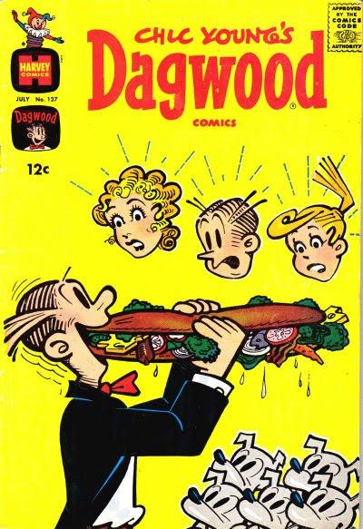 Dagwood Bumstead Dog S Name