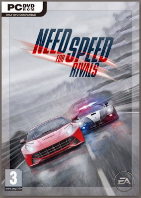 Need for Speed: Rivals PC Cover