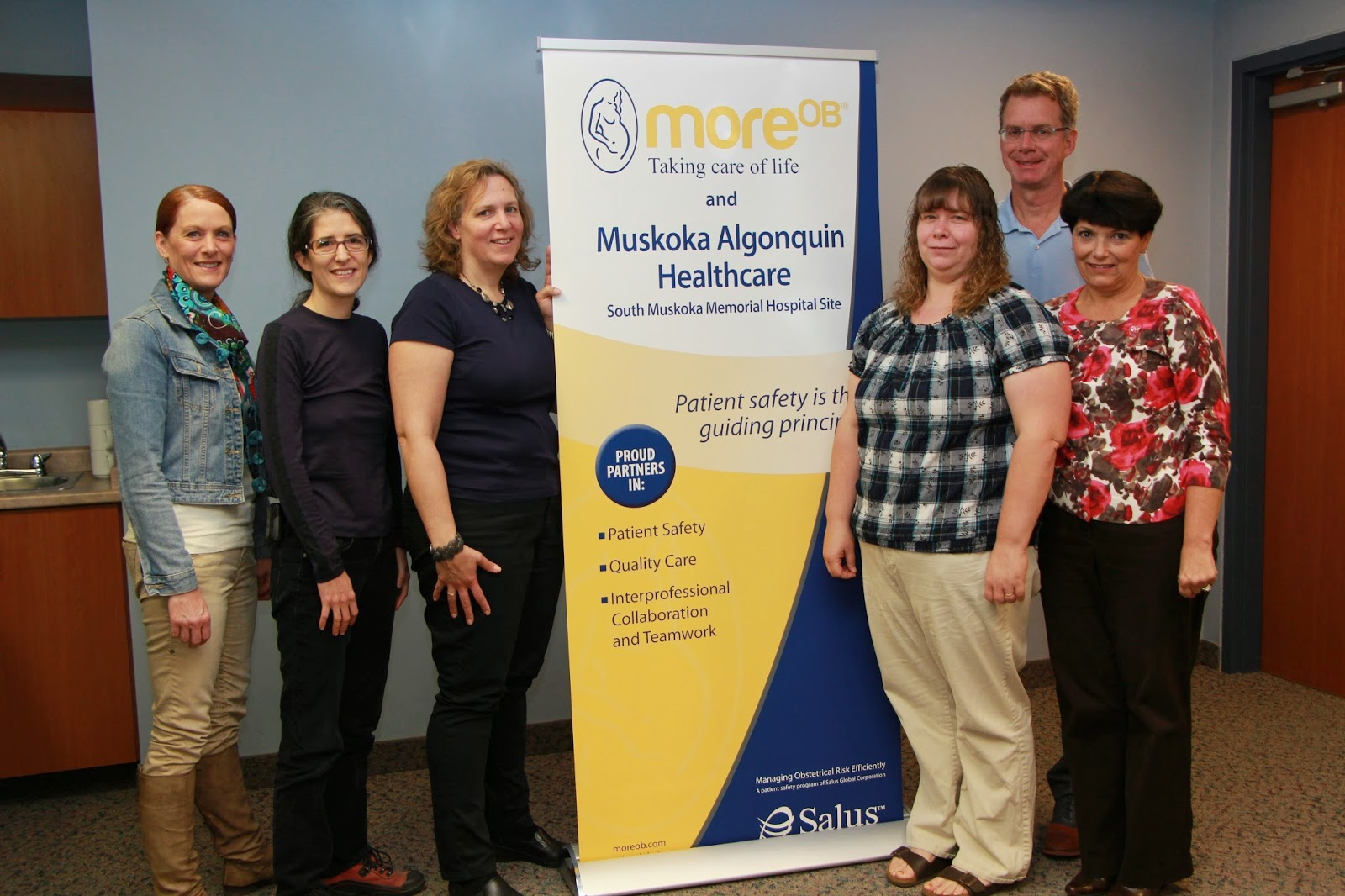 The Obstetrical Units at MAHC's hospital sites have joined the MOREOB program as part of our ongoing commitment to deliver safe, high-quality care.