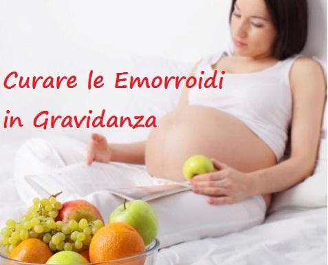 Emorroidi a gravidanza a condizioni tarde