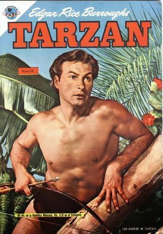 TARZAN Nº 018 1953 NOVARO 1ª SÉRIE
