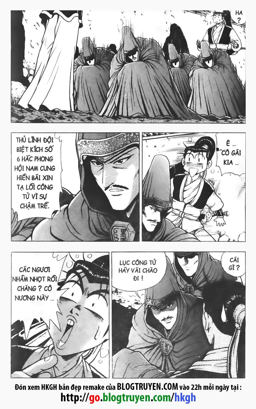 Hiệp Khách Giang Hồ chap 114 page 23 - IZTruyenTranh.com
