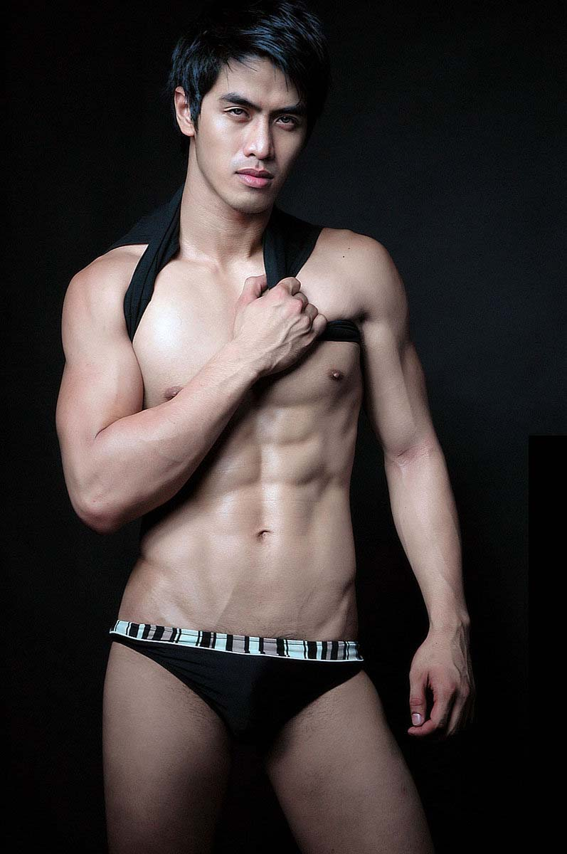 Hot Filipino model