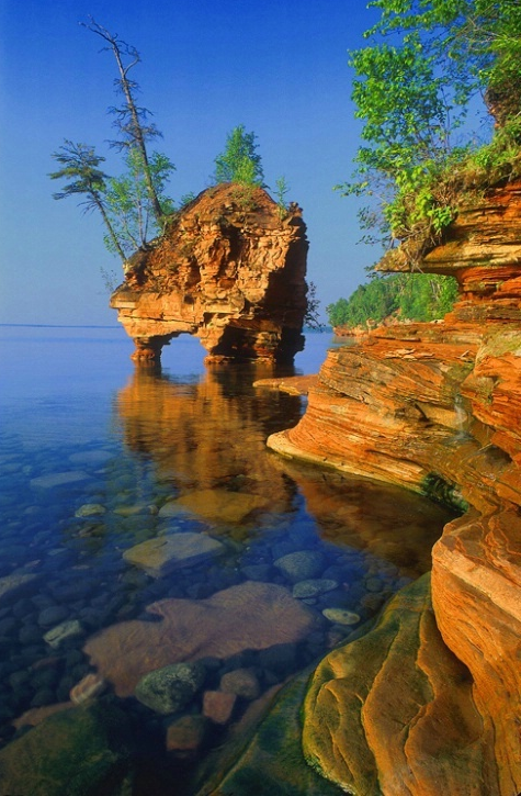 Lake Superior,North America
