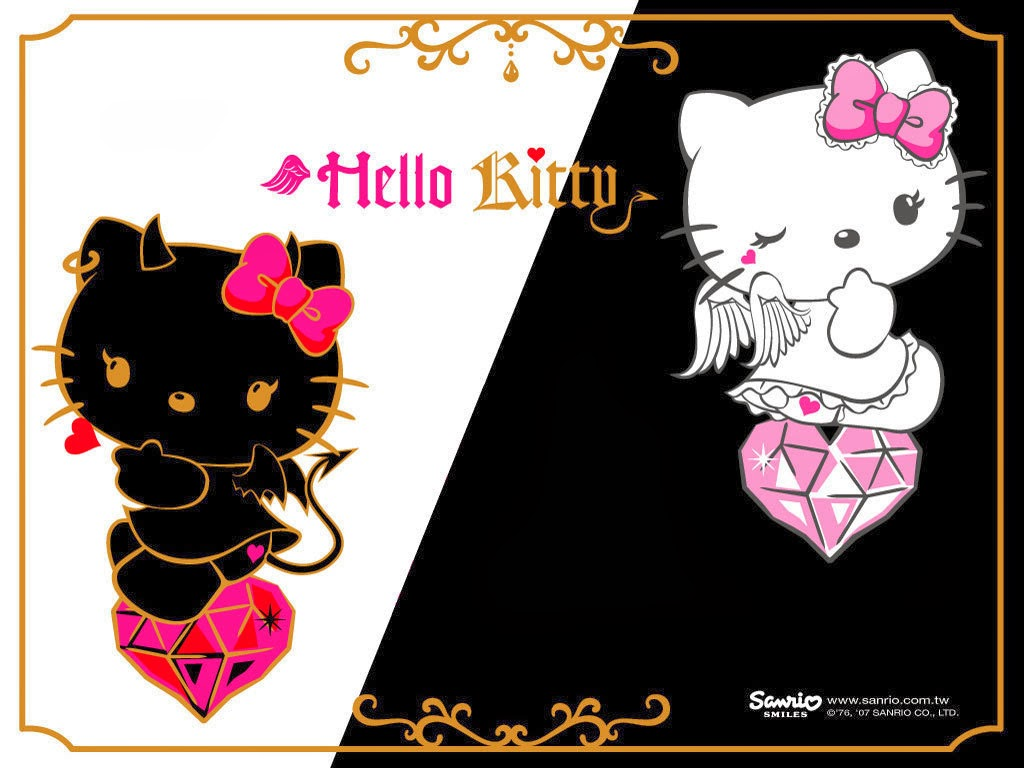 Most Inspiring Wallpaper Hello Kitty Black - Hello-kitty-wallpaper-22  Perfect Image Reference_604444.jpg
