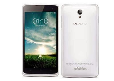 Oppo Yoyo R2001 Spesifikasi dan Harga