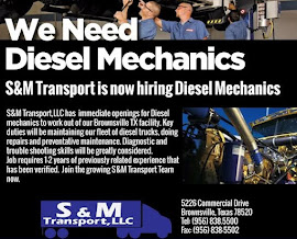DIESEL MECHANICS WANTED