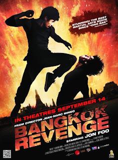 Bangkok Revenge หนังแอ็คชั่นศิลปะการต่อสู้แบบไทย