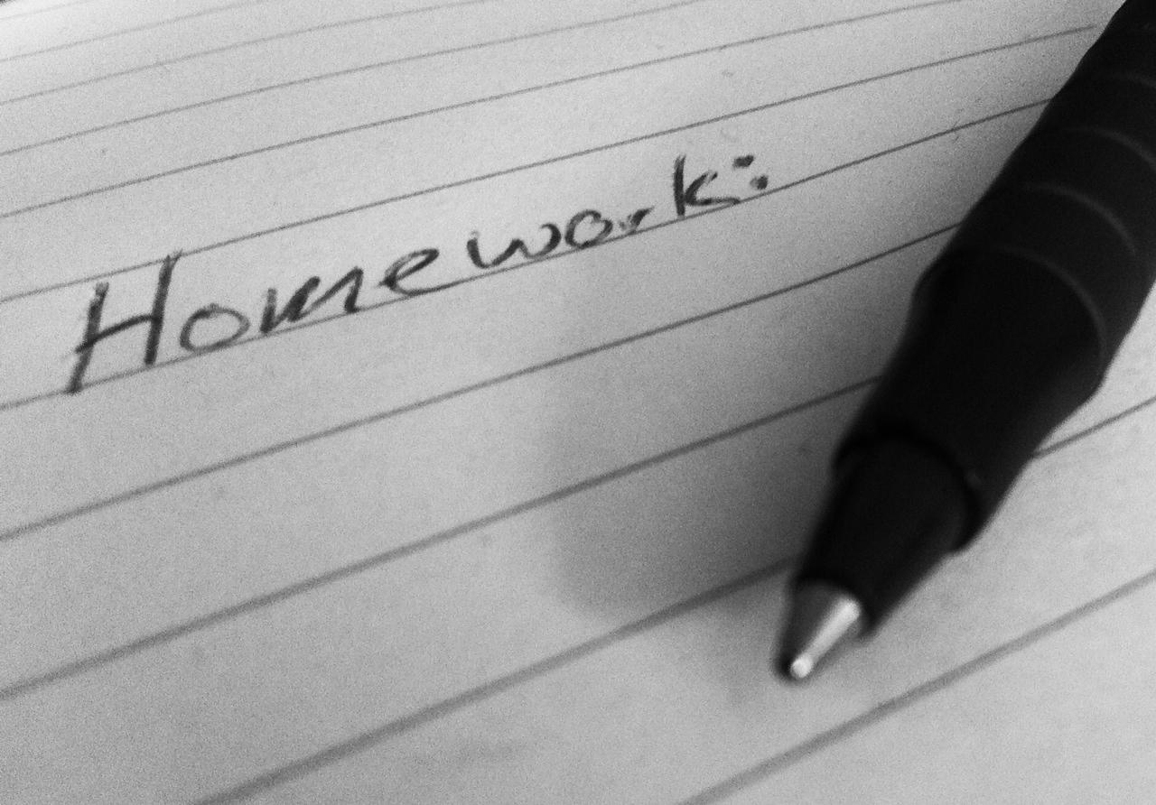 what is necessary homework