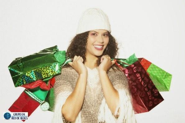 Comprar los regalos para Navidad