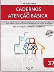 Caderno nº 37 - Hipertensão Arterial Sistêmica - 2013