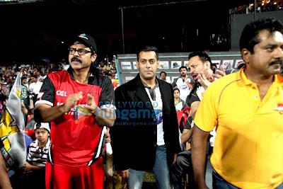 Salman Khan CCL
