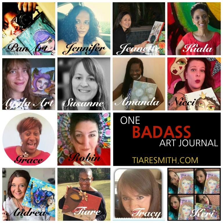 One Badass Journal