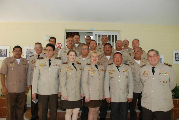 Junta Directiva Nacional y Oficiales