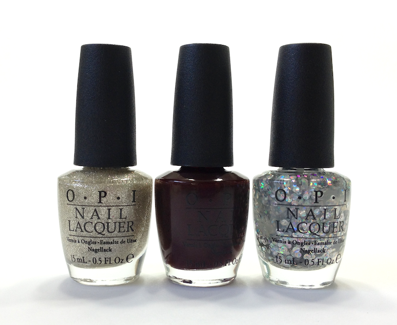 Maggie\'s Makeup: OPI Holiday 2013 Mariah Carey - The Look: My ...