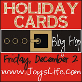 Joy's Life Holiday Cards Blog Hop