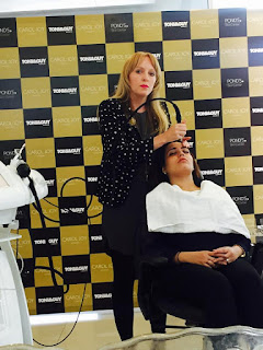 Carol Joy London, Luxury Spa Treatment, Luxury Spa treatment in Karachi, Get younger looking skin, Answer to anti ageing, Anti ageing, Skincare, beauty, Youthful skin, Beauty Blog, Pakistan, Golden millet, Global Beauty blog, red alice rao, redalicerao