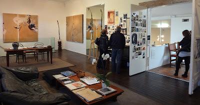 Brett Whitley Studio, London Years Exhibition
