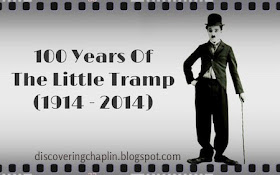 2014 Marks the 100th Anniversary of Chaplin's First Appearance On Film