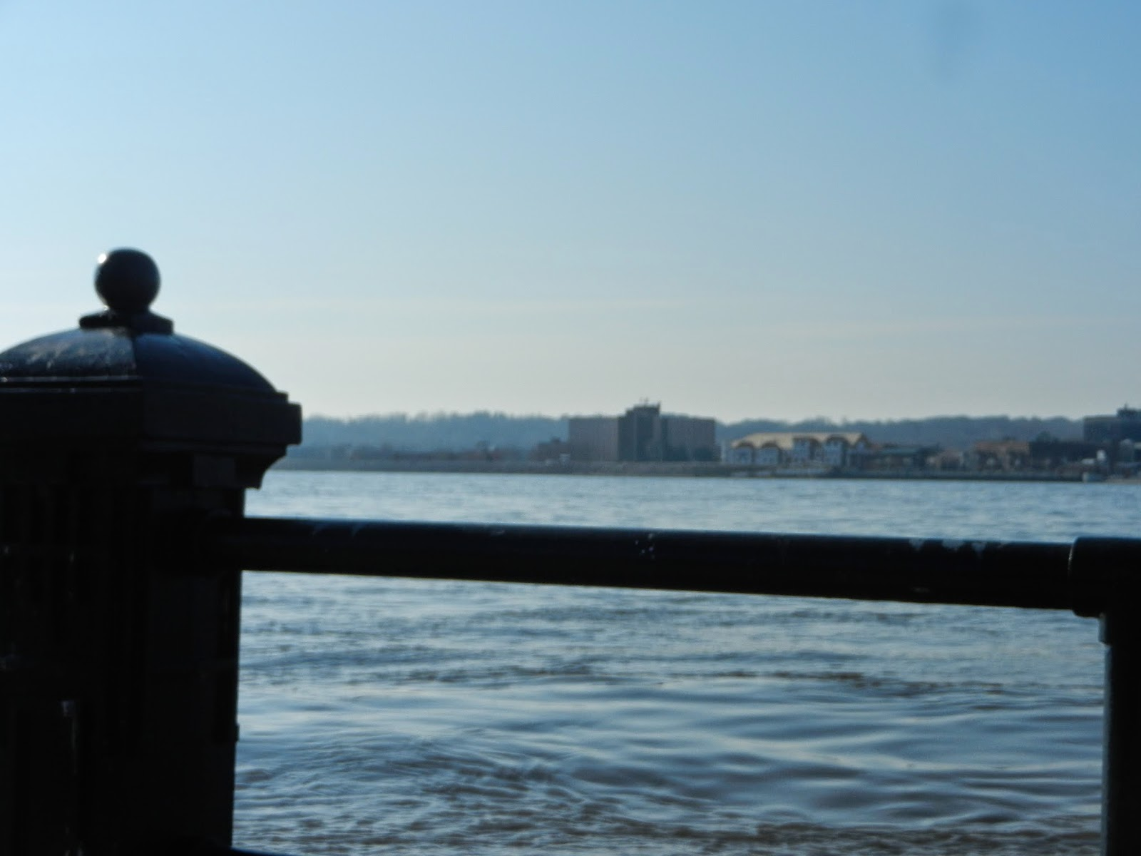 mississippi river davenport