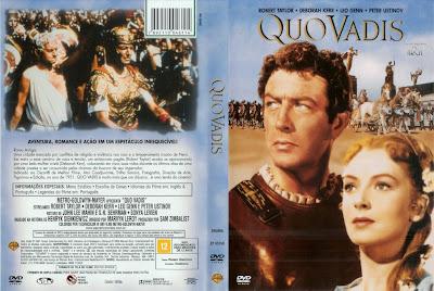 Carátula dvd: Quo Vadis (1951)