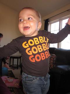 Gobble Gobble Gobble