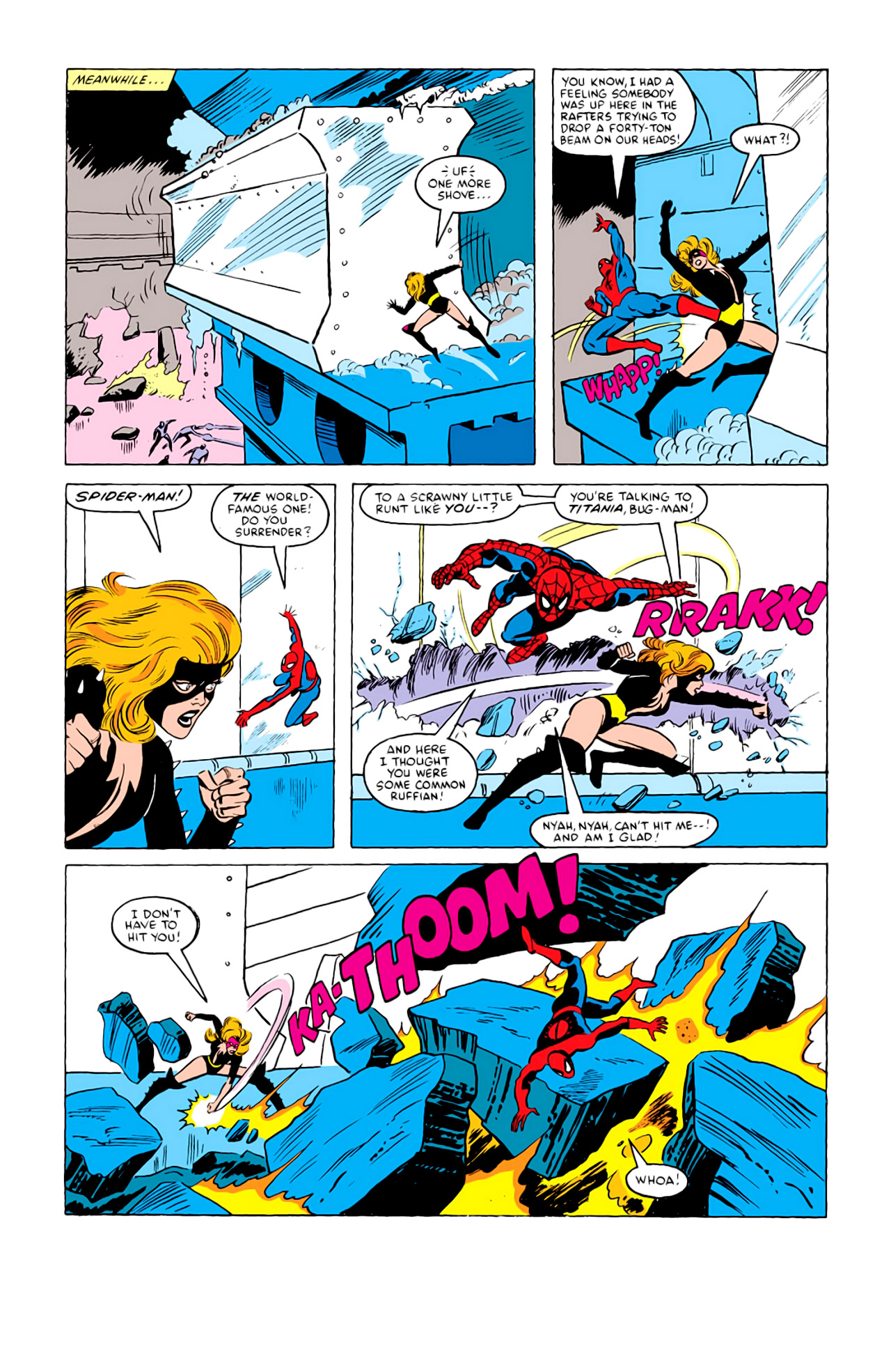 Captain America (1968) Issue #292i #216 - English 12